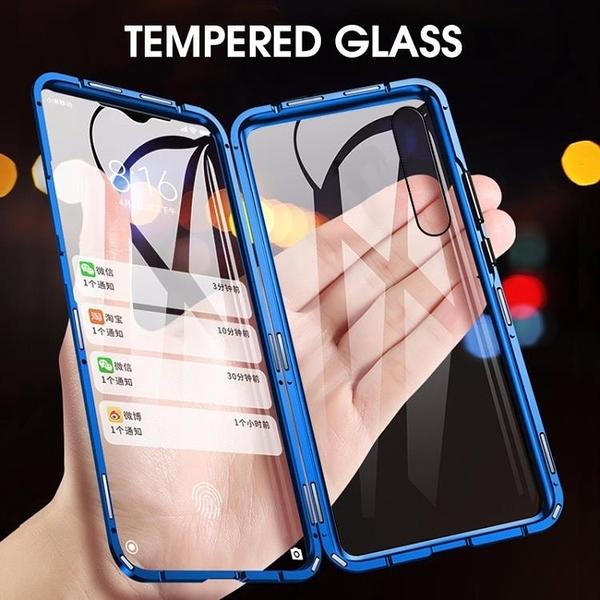 小米 9 9T Pro CC9 CC9e A3 F1 / 紅米 Note 7 8 Pro K20 Pro 金屬雙面玻璃殼