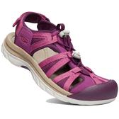 [好也戶外] KEEN VENICE II H2 女款專業護趾涼鞋-酒紅 No.1018850