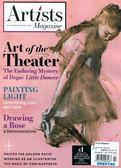 Artists Magazine 10月號/2018