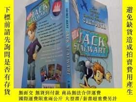 二手書博民逛書店Secret罕見agent Jack Stalwart神聖聖殿的秘密--柬埔寨Y212829