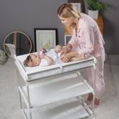 尿布台兒童護理台床上尿布台便攜尿布台收納尿布台兒童護理台簡易WY 快速出貨