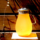 茶大師寶瓶壺-(2000ml) 茶壺 玻...
