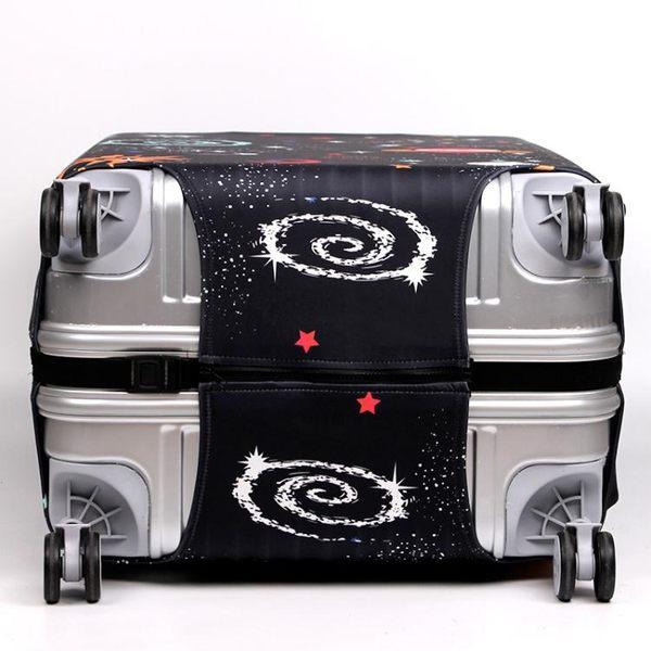 耐磨箱套行李箱保護套拉桿旅行箱皮箱外套防塵罩20/24/26/28/29寸 樂活生活館