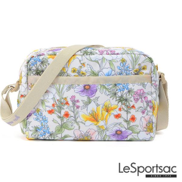 LeSportsac - Standard側背隨身包(盛夏/白) 2434P F146