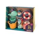 美國【B.Toys】嘩!水花轟炸趴(盒裝)BX1568Z[衛立兒生活館]