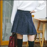 5天出貨★休閒半身裙短裙★ifairies【54370】