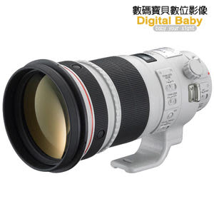 Canon EF 300mm F2.8L II IS USM 【送贈鏡頭三寶,6期0利率,公司貨】300 2.8 328
