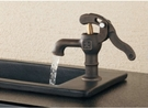 【麗室衛浴】日本KAKUDAI 日本製造 搞怪懷舊古典造型龍頭 711-305-13