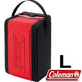Coleman CM-0389 戶外露營燈專用收納袋-L號 公司貨