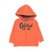 OSHKOSH 純棉薄連帽外套 橘色 | 男寶寶衣服(嬰幼兒/小孩/baby)