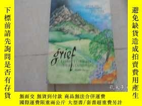 二手書博民逛書店GRIEF罕見CLIMB TOWARD UNDERSTANDIN