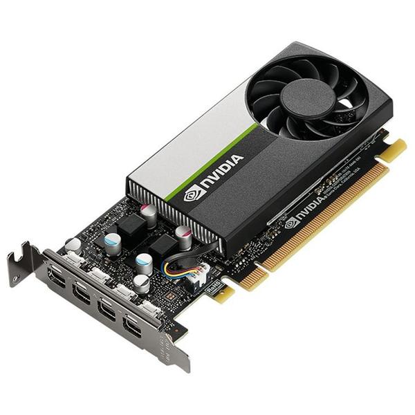 【免運費】LEADTEK 麗臺 NVIDIA Quadro T1000 4GB GDDR6 工作站繪圖卡 / 896CUDA / 原廠三年保固