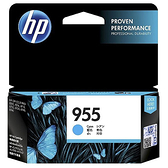 【奇奇文具】HP 955 L0S51AA 藍色原廠墨水匣