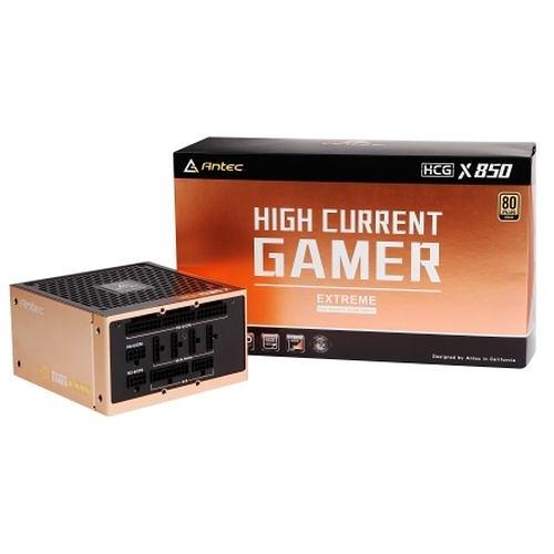 Antec 安鈦克 High Current Gamer Extreme HCG 850 W 80+金牌 全模組 電源供應器
