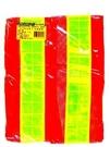 反光背心-紅網黃條反光背心