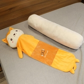 靠墊 可愛糖果長條抱枕女夾腿孕婦枕男朋友睡覺枕頭可拆洗靠墊大號靠枕【88折免運】