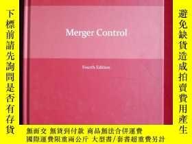 二手書博民逛書店Global罕見Legal Insights - Merger