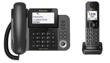◤日本製造 中文顯示◢ 國際牌DECT子母雙機數位無線電話 KX-TGF310TWJ ⊙