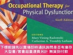 二手書博民逛書店Occupational罕見Therapy For Physical DysfunctionY255174 R