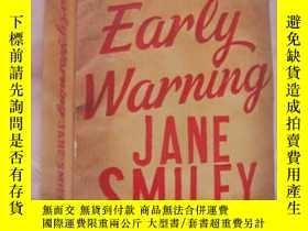 二手書博民逛書店Eearly罕見warning (by Jane Smiley