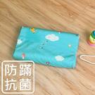 鴻宇 幼童乳膠枕 萌萌兔藍 防蟎抗菌 美國棉授權品牌 台灣製2100b