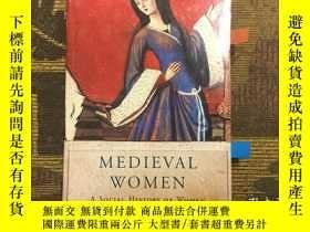 二手書博民逛書店Medieval罕見Women : A Social Histo