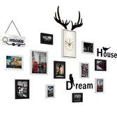 拼套北歐風格客廳裝飾畫現代簡約餐廳牆壁畫沙發背景牆畫臥室牆面挂畫