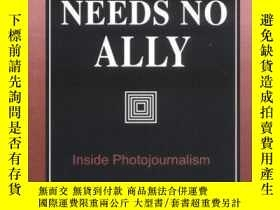 二手書博民逛書店Truth罕見Needs No AllyY364682 Howard Chapnick University