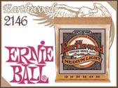 【小麥老師樂器館】Ernie Ball 旗艦店 民謠吉他弦 12-54 磷青銅 2146 【T211】 吉他弦 弦 電吉他 吉他