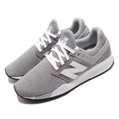 New Balance 慢跑鞋 NB 247 灰 白 二代 運動鞋 男女款 男鞋 女鞋【PUMP306】 MS247FJD