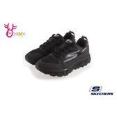 Skechers運動鞋 男鞋 GO TRAIL ULTRA 4防潑水運動鞋 足弓 慢跑鞋 S8222#黑色◆OSOME奧森鞋業