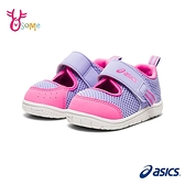 ASICS童鞋 寶寶鞋 女學步鞋 護趾涼鞋 AMPHIBIAN BABY SR 2 寶寶運動鞋 學步涼鞋 網布 小童 C9167