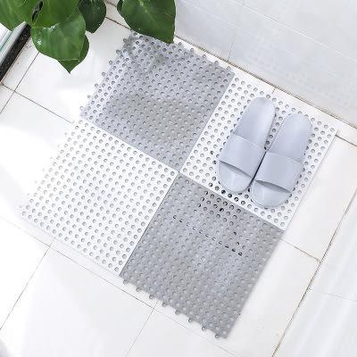 【滿499折100】WaBao 自由組裝浴室防滑墊 地墊 腳踏墊 DIY =L02241=