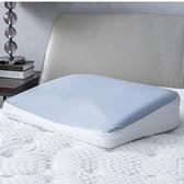 HOLA 黃金角度枕專用枕套-藍
