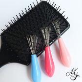 【Miss Sugar】梳子清理器 清理梳子工具 (顏色隨機出貨)【K4002334】