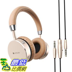 [美國代購] Satechi 金灰銀三色 耳機 Aluminum Headphones with 3.5mm Audio-out Jack for iPhone 6 Galaxy S6 - Features