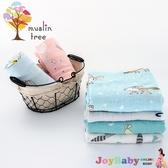 Muslintree雙層紗布包巾竹纖維新生兒蓋毯寶寶包被-JoyBaby
