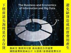 二手書博民逛書店The罕見Data Industry: The Business and Economics of Informa