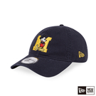 NEW ERA 9THIRTY 930 米奇 M 海軍藍 棒球帽