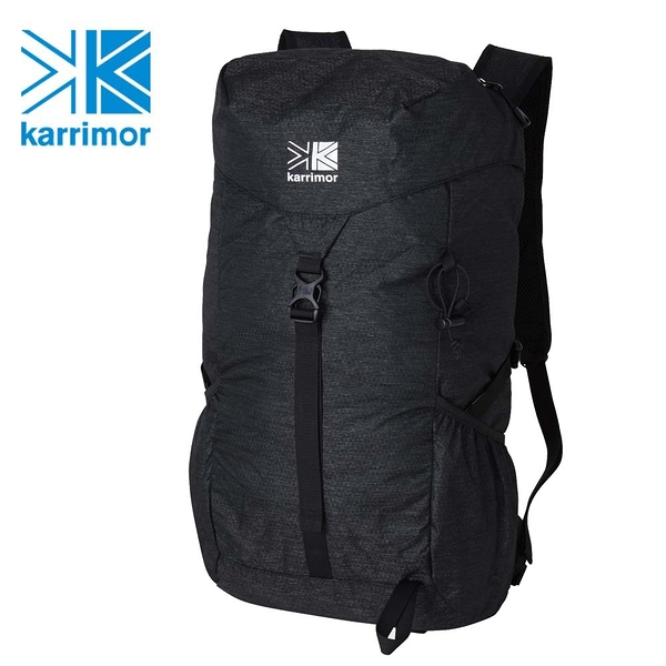日系[ Karrimor ] mars top load 27 黑 攻頂包
