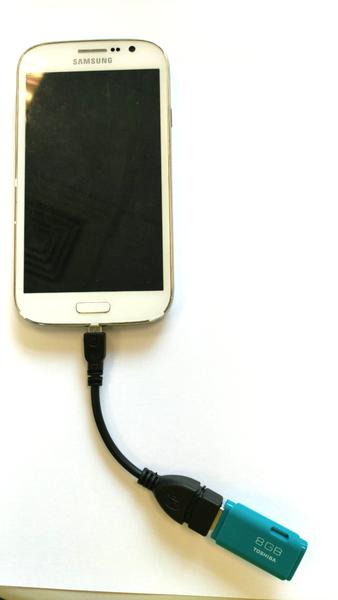Micro USB OTG 轉接頭