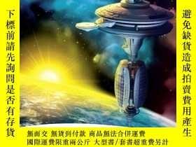 二手書博民逛書店Pearson罕見English Readers Level 5:2001: A Space Odyssey培生英