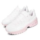 SKECHERS系列-Energy女款白粉厚底休閒鞋-NO.88888410WPK