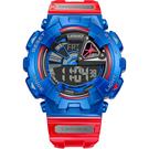 Transformers 變形金剛 聯名限量玩色潮流腕錶(柯博文)LM-TF002.OP49G.121.4NM