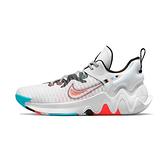 Nike Giannis Immortality 男 白藍紅 字母哥 實戰 運動 籃球鞋 DH4528-100