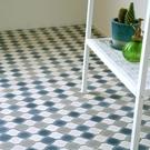 20米一捲  磚紋 地板卷材 磁磚紋 客廳 日本地板材/HM-4136