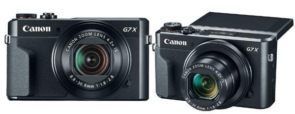 《映像數位》CANON PowerShot G7X Mark II 1.8大光圈類單眼 [學生免卡分期] 【全新平輸】B