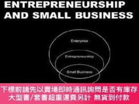 二手書博民逛書店Understanding罕見Enterprise, Entrepreneurship And Small Bus