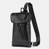 簡約男士小包新款皮質單肩包時尚街頭ipad斜背包戶外後背包