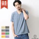【ZIP FIVE】推出基本款短袖T恤,簡約、單穿或內穿都好搭配,另有圓領款式【78407】